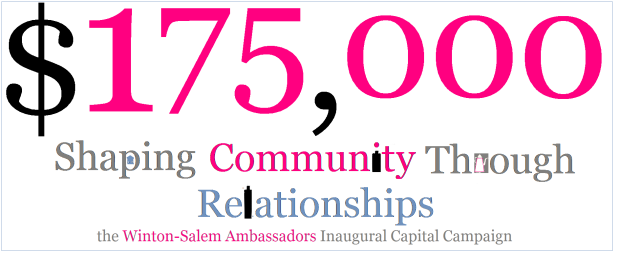 bright pink 175g cap campaign goal